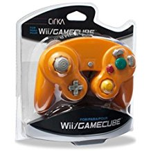 GC: CONTROLLER - CIRKA GENERIC - ORANGE (NEW)